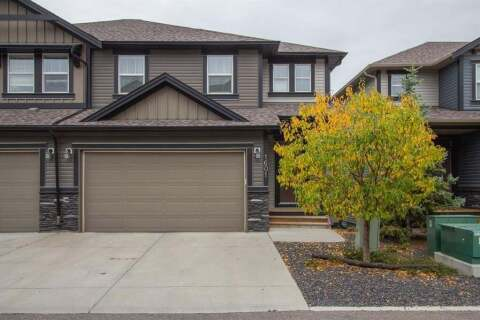 Townhouse for sale at 1086 Williamstown Blvd NW Airdrie Alberta - MLS: A1038229