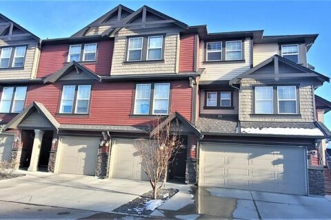 Townhouse for sale at 1086 Williamstown Blvd NW Airdrie Alberta - MLS: A1055251