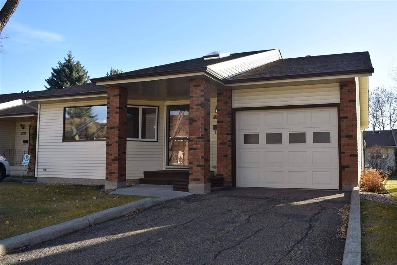 Townhouse for sale at 10866 11 Ave Nw Edmonton Alberta - MLS: E4178167