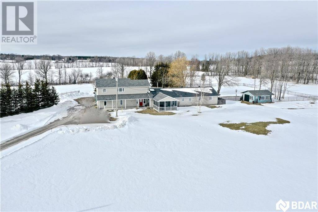 House for sale at 10871 12 Hy Oro-medonte Ontario - MLS: 30796628