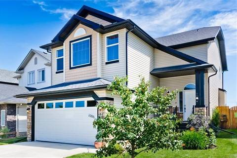 House for sale at 1088 Channelside Wy Southwest Airdrie Alberta - MLS: C4259486