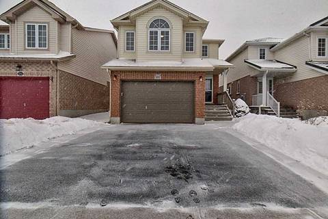House for sale at 1088 Copper Leaf Cres Kitchener Ontario - MLS: X4703928