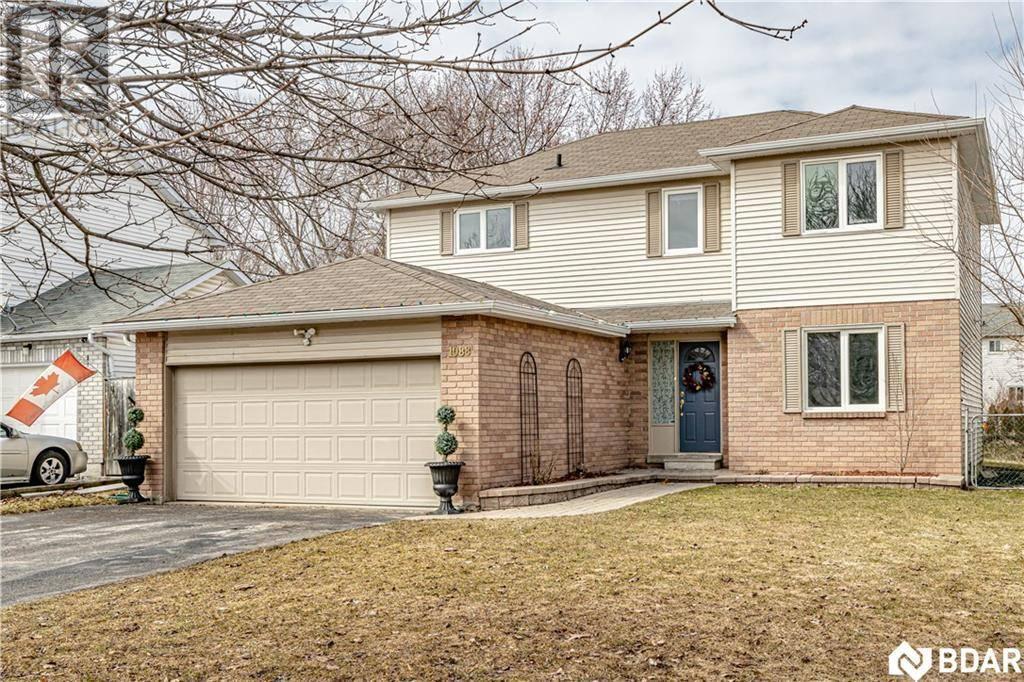House for sale at 1088 Maclean St Innisfil Ontario - MLS: 30799951