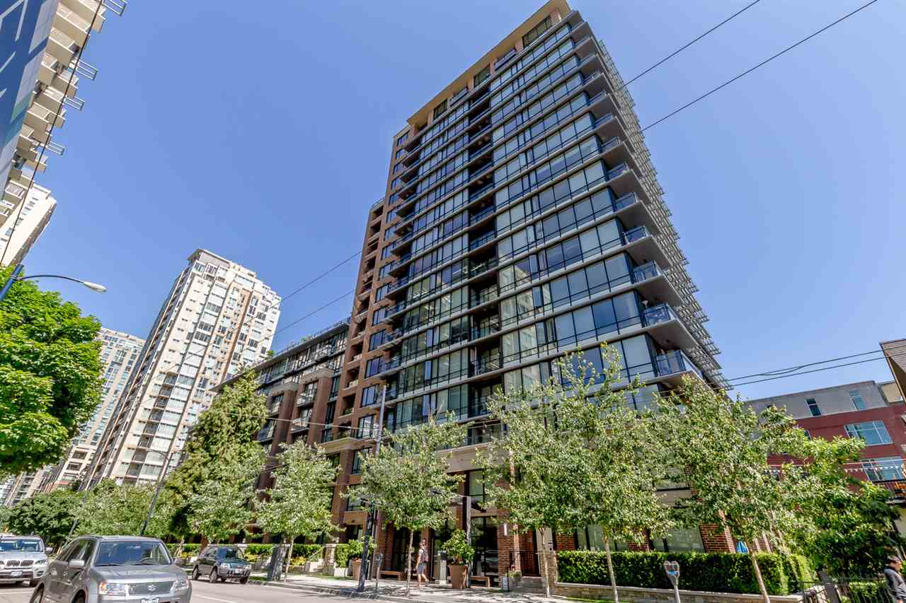 Sold: 405 - 1088 Richards Street, Vancouver, BC