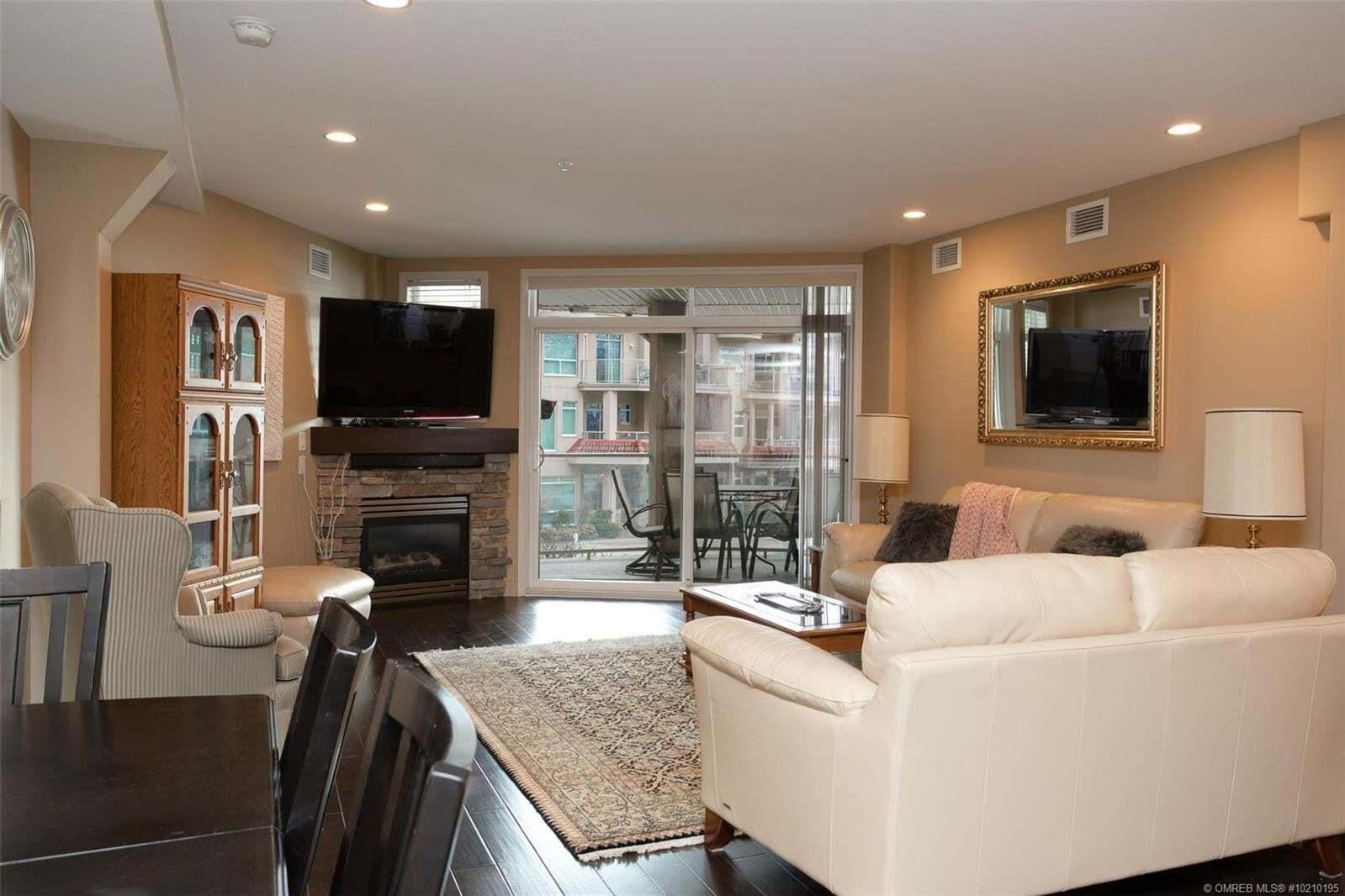 Condo for sale at 1088 Sunset Dr Kelowna British Columbia - MLS: 10210195