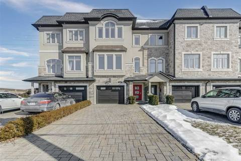 Townhouse for sale at 1089 Beach Blvd Hamilton Ontario - MLS: X4694706