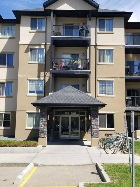 Condo for sale at 10520 56 Ave Nw Unit 109 Edmonton Alberta - MLS: E4146777