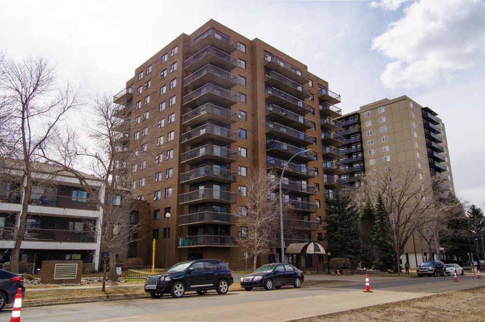Condo for sale at 10545 Saskatchewan Dr Nw Unit 109 Edmonton Alberta - MLS: E4187892