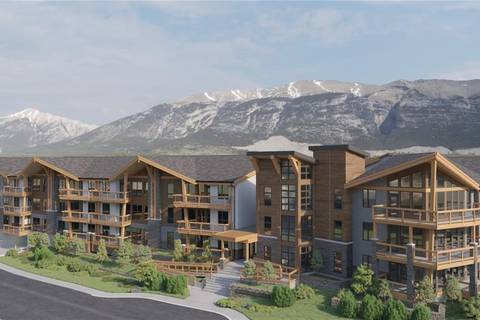 Townhouse for sale at 106 Stewart Creek Ri Unit 109 Three Sisters, Canmore Alberta - MLS: C4202922