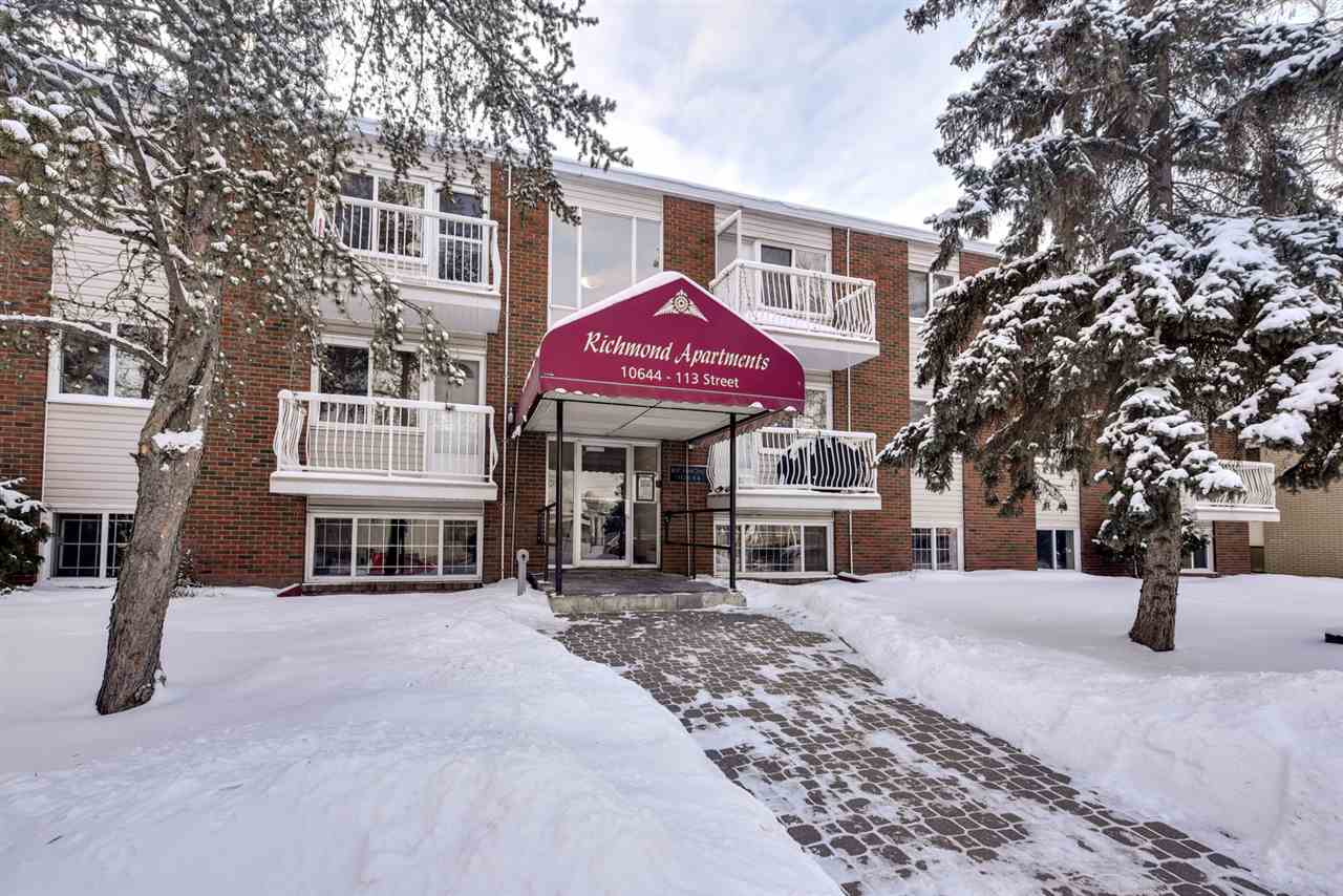 Buliding: 10644 113 Street, Edmonton, AB