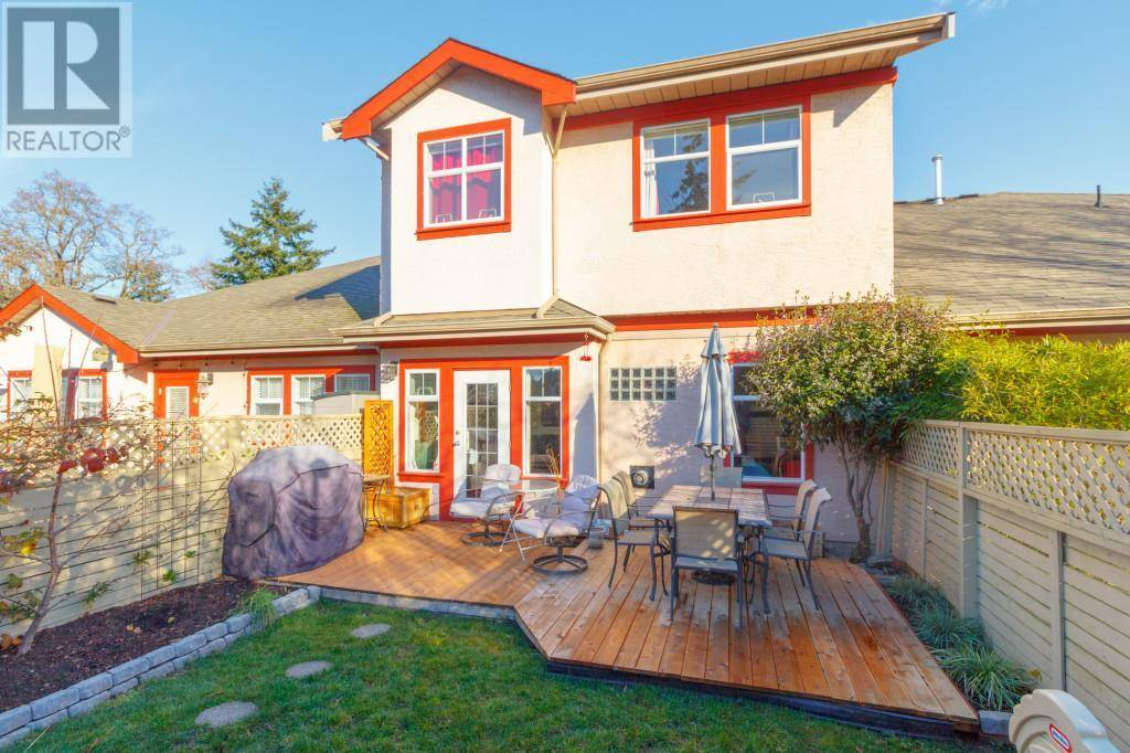 Townhouse for sale at 1110 Willow St Unit 109 Victoria British Columbia - MLS: 419056
