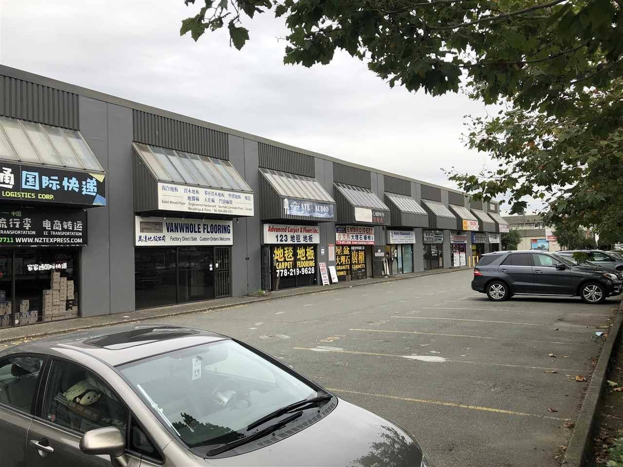 Commercial property for lease at 11511 Bridgeport Rd Apartment 109 Richmond British Columbia - MLS: C8028069