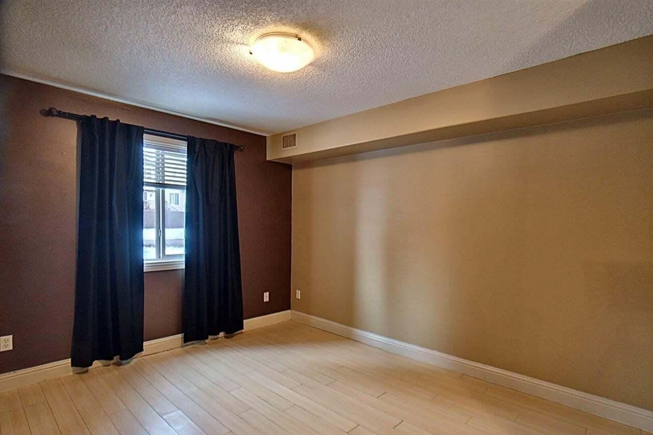 Condo for sale at 13005 140 Av NW Unit 109 Edmonton Alberta - MLS: E4215246