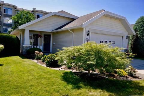House for sale at 1330 Ridgeway Dr Unit 109 Kelowna British Columbia - MLS: 10186810