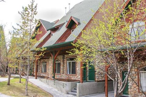 Townhouse for sale at 140 Kananaskis Wy Unit 109 Canmore Alberta - MLS: C4278954