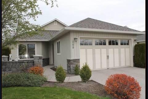 House for sale at 1405 Guisachan Pl Unit 109 Kelowna British Columbia - MLS: 10181087