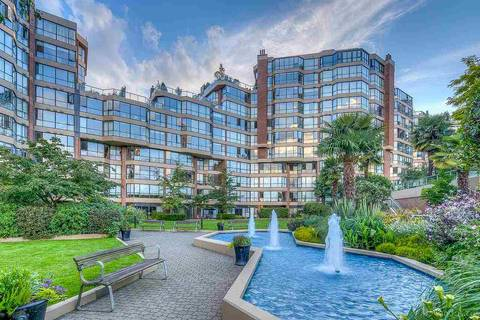 Condo for sale at 1450 Pennyfarthing Dr Unit 109 Vancouver British Columbia - MLS: R2403109
