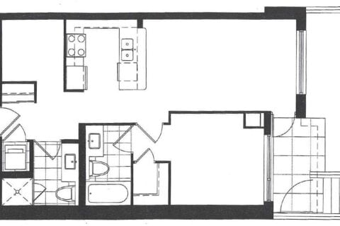 Apartment for rent at 151 Upper Duke Cres Unit 109 Markham Ontario - MLS: N5002267