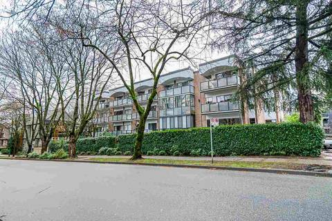 Condo for sale at 1535 Nelson St Unit 109 Vancouver British Columbia - MLS: R2430386