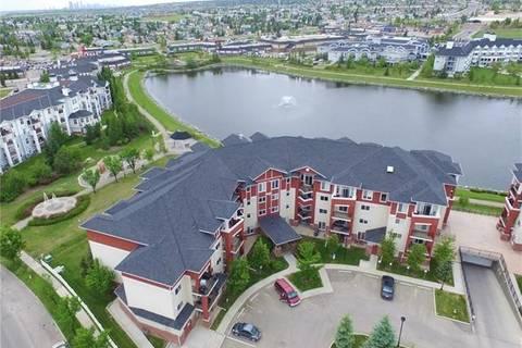 Condo for sale at 162 Country Village Circ Northeast Unit 109 Calgary Alberta - MLS: C4292323