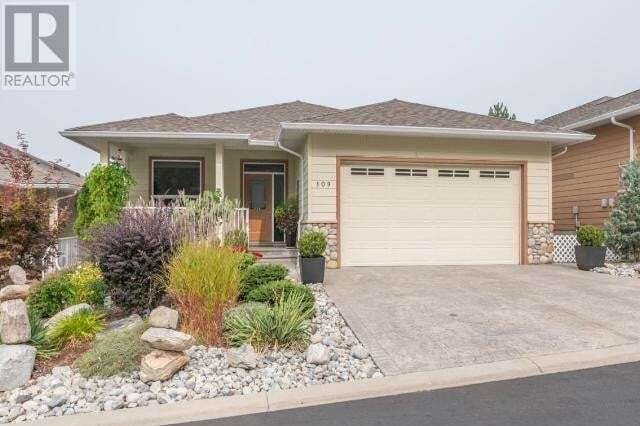 House for sale at 170 Stocks Cres Unit 109 Penticton British Columbia - MLS: 185836