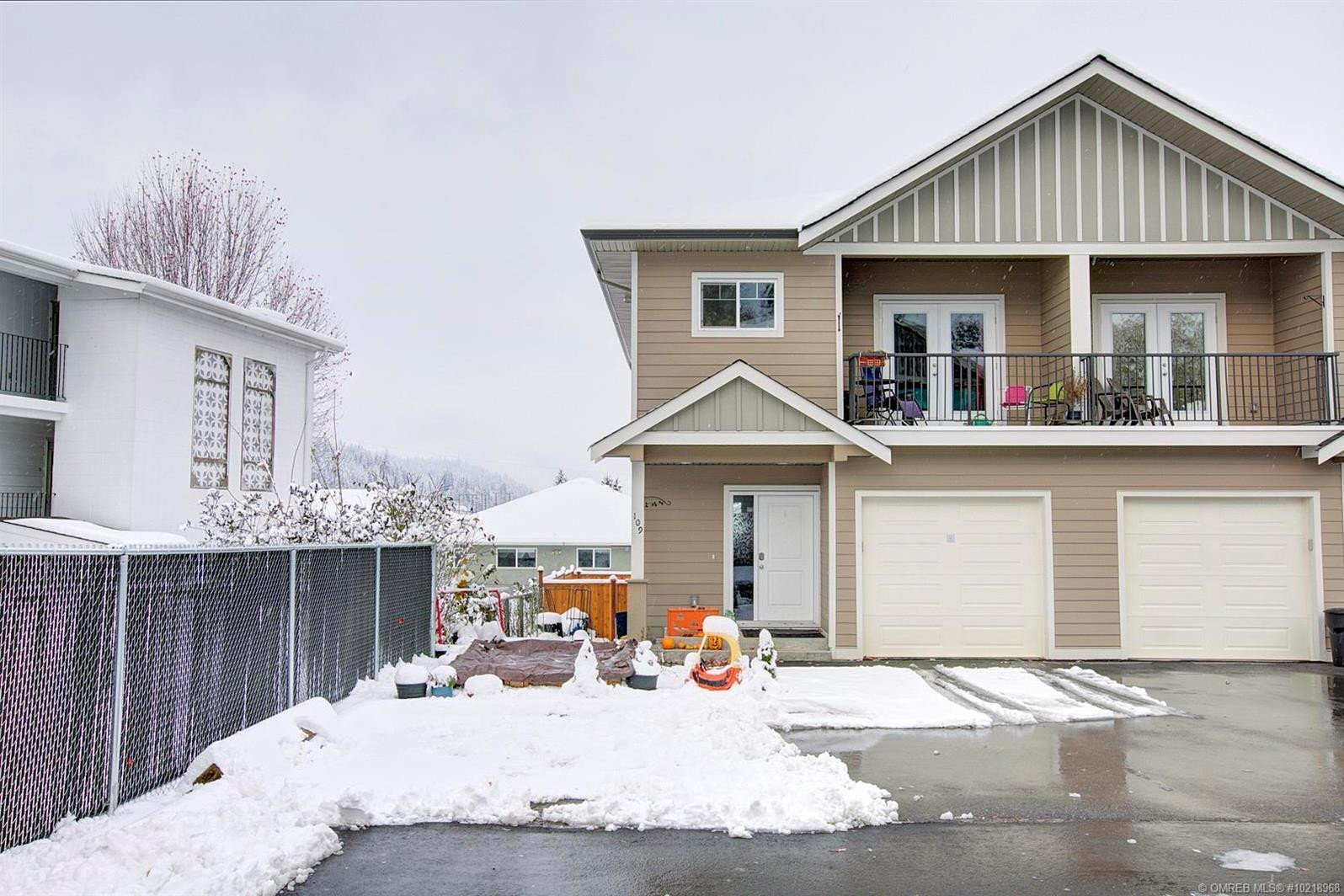 Townhouse for sale at 173 Salmon Arm Dr Unit 109 Enderby British Columbia - MLS: 10218968