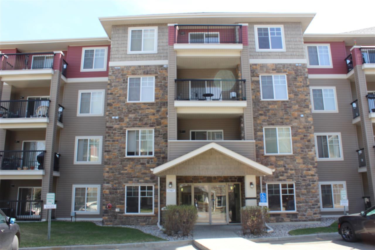 For Sale: 109 - 17407 99 Avenue, Edmonton, AB | 2 Bed, 2 Bath Condo for $225,000. See 16 photos!