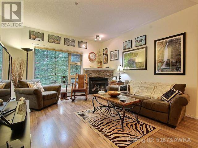 Condo for sale at 175 Crossbow Pl Unit 109 Canmore Alberta - MLS: 51873