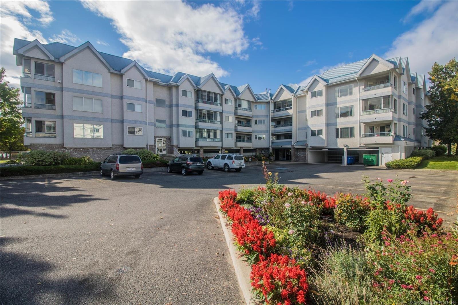 Condo for sale at 180 Hollywood Rd Unit 109 Kelowna British Columbia - MLS: 10217344