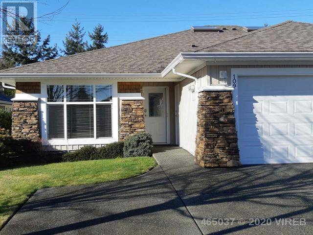 Townhouse for sale at 1919 Andrews Pl Unit 109 Courtenay British Columbia - MLS: 465037