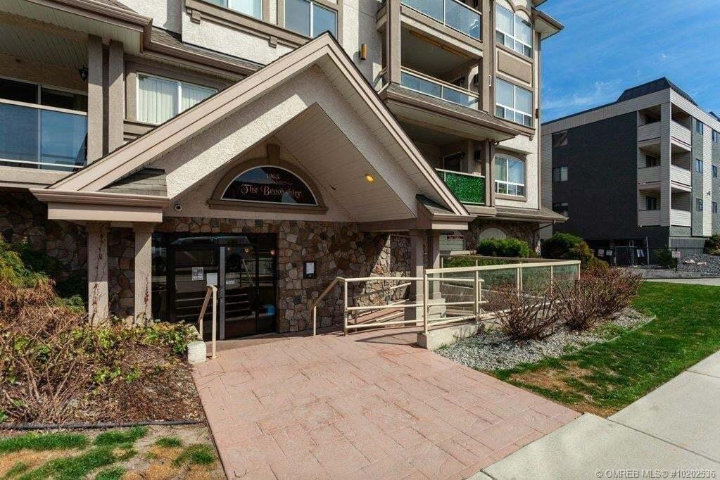 Condo for sale at 1965 Pandosy St Unit 109 Kelowna British Columbia - MLS: 10202536