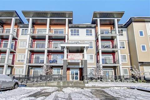 Condo for sale at 20 Walgrove Walk/walkway Southeast Unit 109 Calgary Alberta - MLS: C4243657