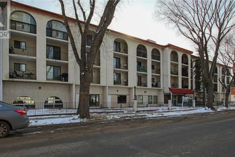 Condo for sale at 2125 Osler St Unit 109 Regina Saskatchewan - MLS: SK801425