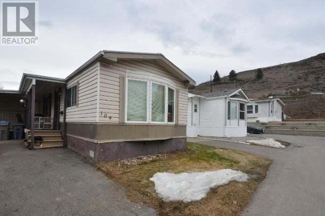 Home for sale at 2400 Oakdale Way  Unit 109 Kamloops British Columbia - MLS: 155663