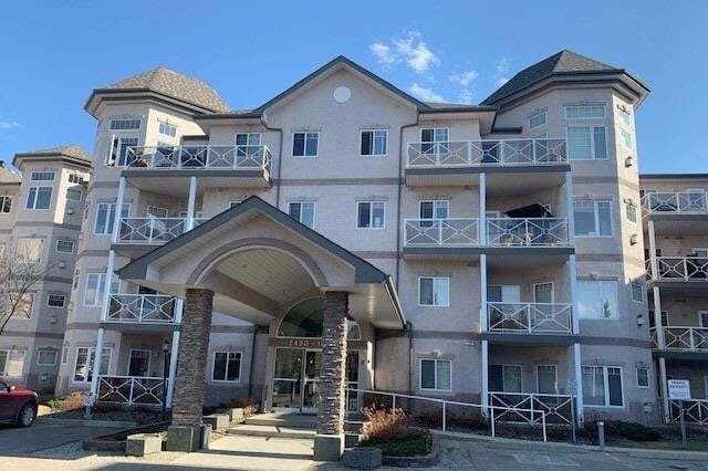 Condo for sale at 2420 108 St NW Unit 109 Edmonton Alberta - MLS: E4213633