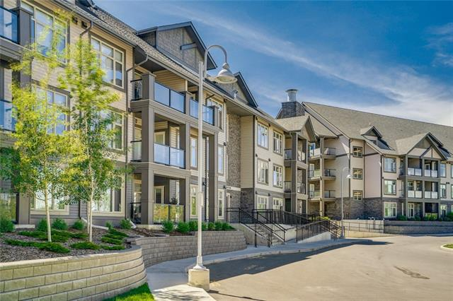 Sold: 109 - 25 Aspenmont Heights Southwest, Calgary, AB
