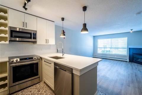 Condo for sale at 25 Richard Pl Southwest Unit 109 Calgary Alberta - MLS: C4271600