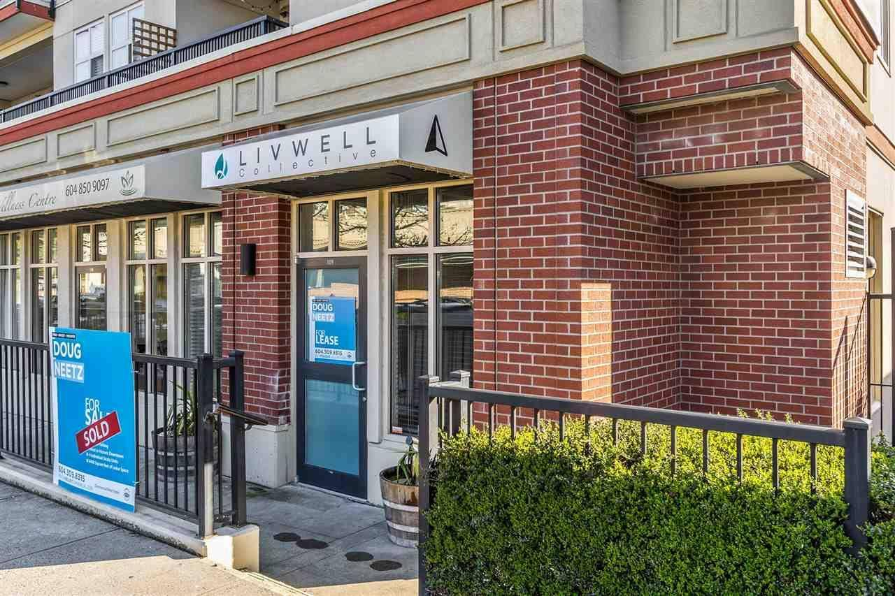 Commercial property for lease at 2632 Pauline St Apartment 109 Abbotsford British Columbia - MLS: C8031486
