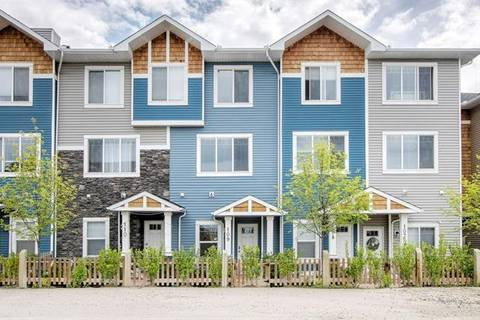 Townhouse for sale at 2802 Kings Heights Gt Southeast Unit 109 Airdrie Alberta - MLS: C4252736