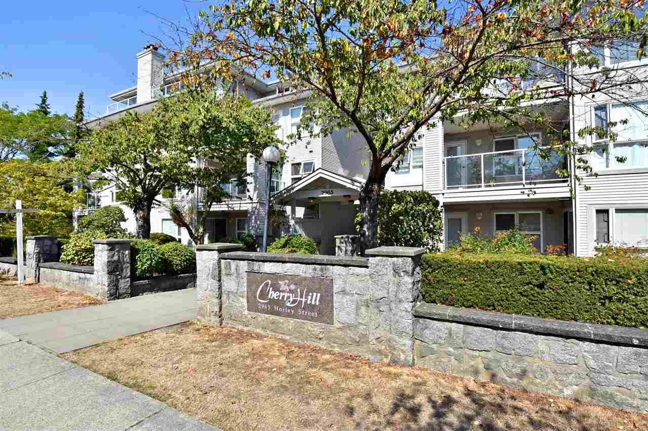 Buliding: 2965 Horley Street, Vancouver, BC