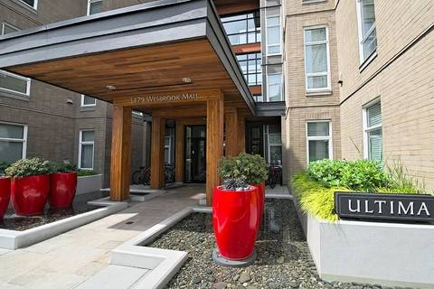 Condo for sale at 3479 Wesbrook Ma Unit 109 Vancouver British Columbia - MLS: R2407789