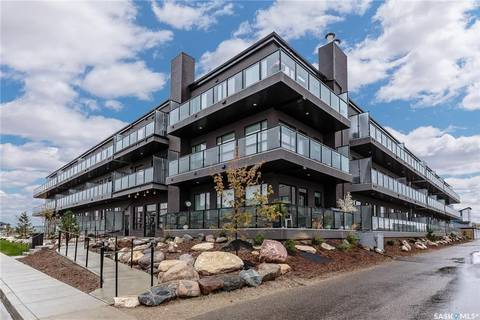 Condo for sale at 415 Maningas Bend Unit 109 Saskatoon Saskatchewan - MLS: SK785477