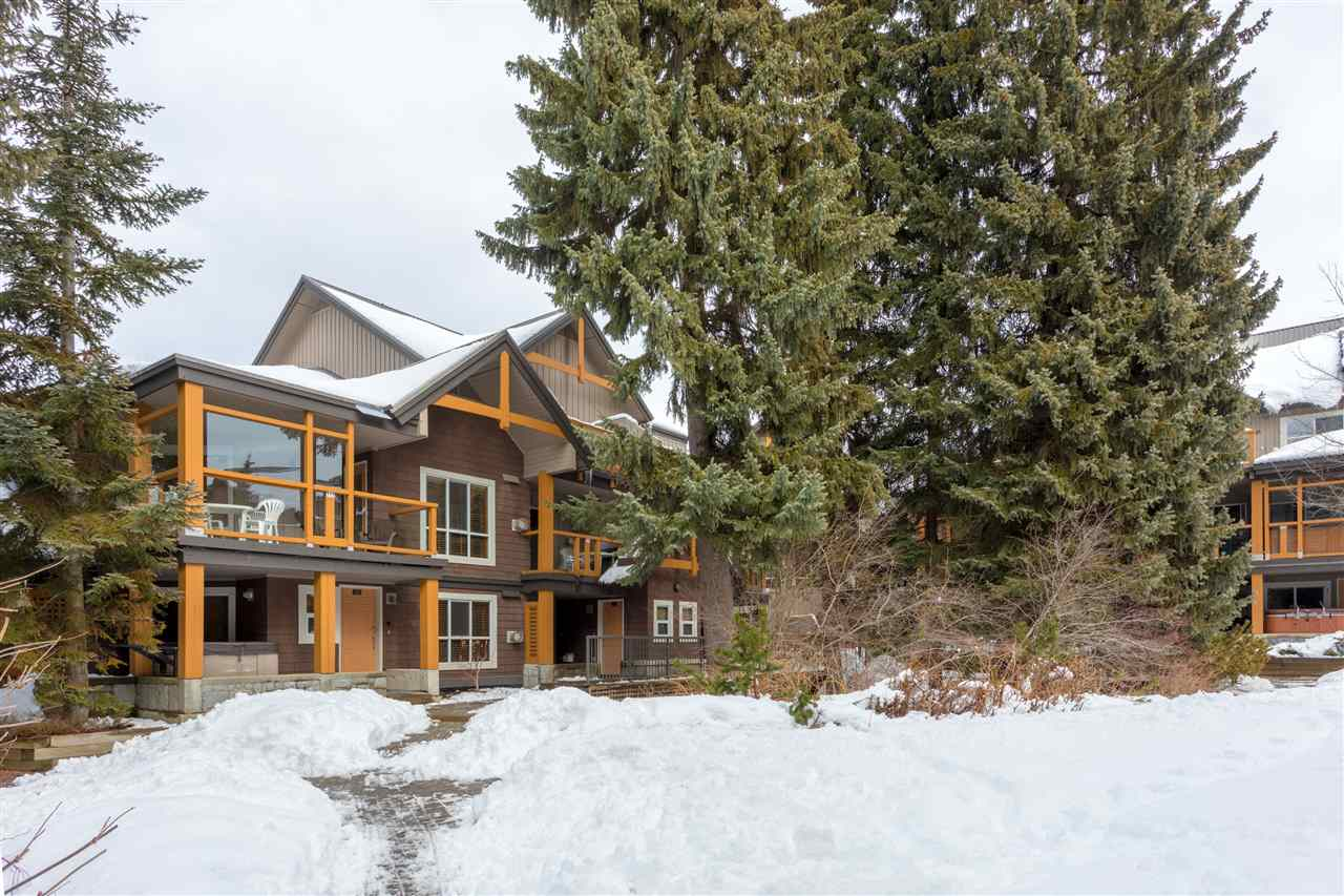 For Sale: 109 - 4388 Northlands Boulevard, Whistler, BC | 2 Bed, 2 Bath Townhouse for $955,000. See 17 photos!