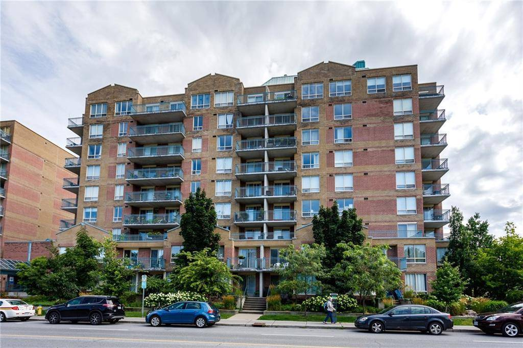 Condo for sale at 45 Holland Ave Unit 109 Ottawa Ontario - MLS: 1165679