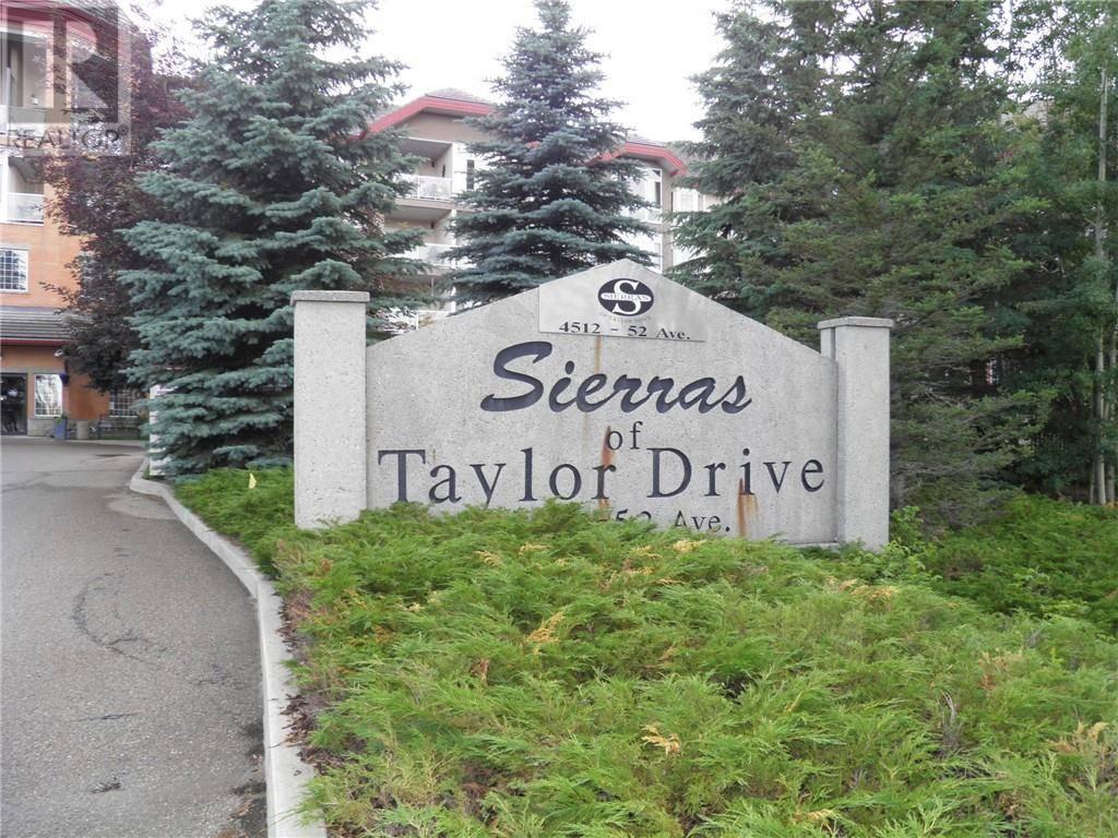 Condo for sale at 4512 52 Ave Unit 109 Red Deer Alberta - MLS: ca0172772