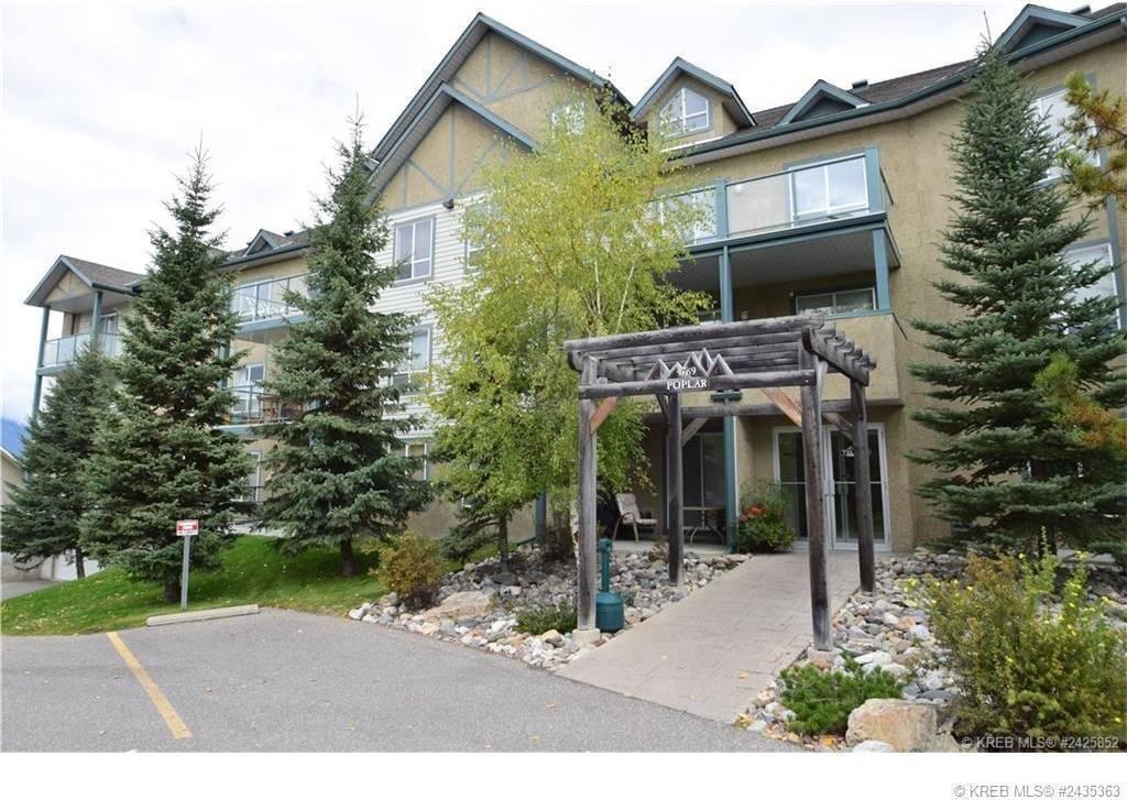 Condo for sale at 4769 Forsters Landing Rd Unit 109 Radium Hot Springs British Columbia - MLS: 2435363