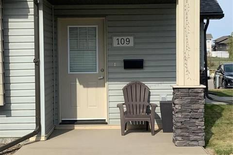 Townhouse for sale at 5055 James Hill Rd Unit 109 Regina Saskatchewan - MLS: SK774419