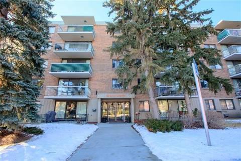 Condo for sale at 521 57 Ave Southwest Unit 109 Calgary Alberta - MLS: C4291183