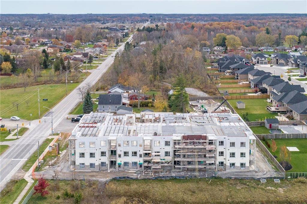 Condo for sale at 529 South Pelham Rd Unit 109 Welland Ontario - MLS: 30768385