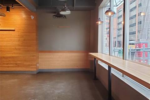 Commercial property for sale at 683 10  Southwest Unit 109 Calgary Alberta - MLS: C4239112